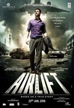 Airlift pictures.