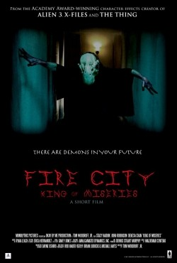 Fire City: King of Miseries - wallpapers.