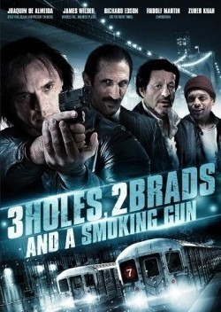 Three Holes, Two Brads, and a Smoking Gun - wallpapers.