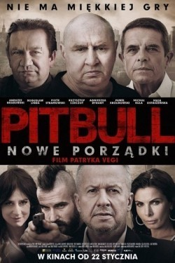 Pitbull. Nowe porzadki - wallpapers.
