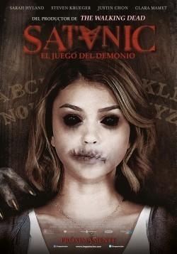 Satanic pictures.