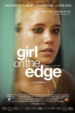 Girl on the Edge - wallpapers.