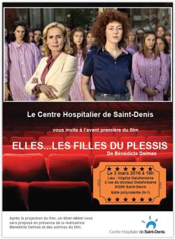 Elles... Les filles du Plessis - wallpapers.