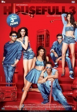 Housefull 3 - wallpapers.
