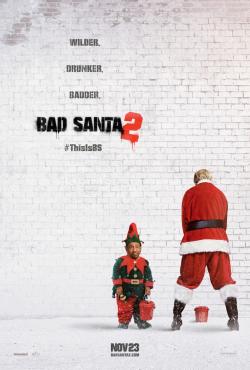 Bad Santa 2 pictures.