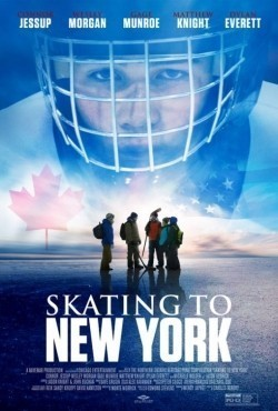 Skating to New York - wallpapers.