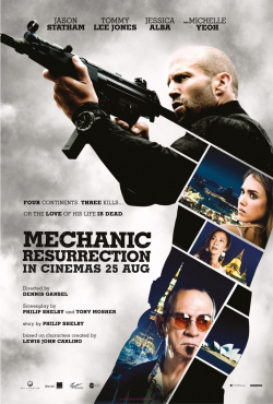 Mechanic: Resurrection pictures.