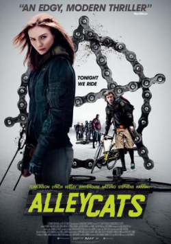 Alleycats - wallpapers.