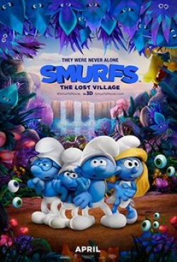 Smurfs: The Lost Village - wallpapers.