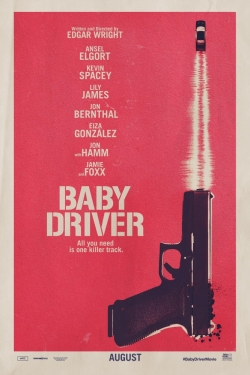 Baby Driver - wallpapers.