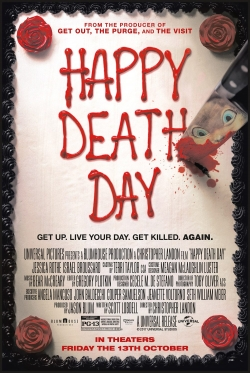 Happy Death Day - wallpapers.