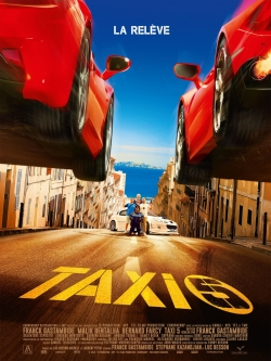 Taxi 5 - wallpapers.