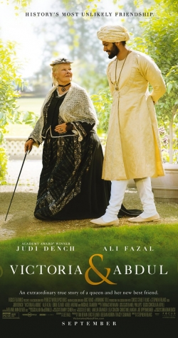 Victoria & Abdul - wallpapers.