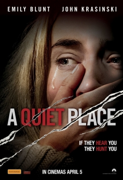 A Quiet Place - wallpapers.