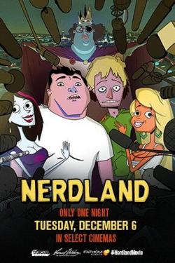 Nerdland pictures.