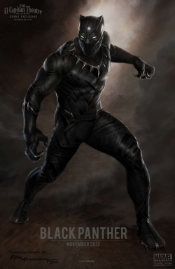 Black Panther - wallpapers.