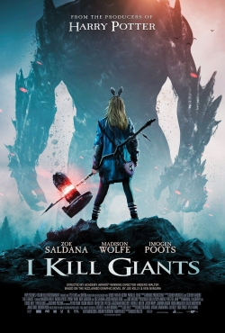 I Kill Giants - wallpapers.