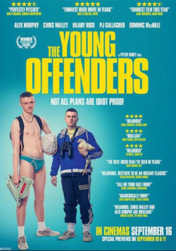 The Young Offenders - wallpapers.