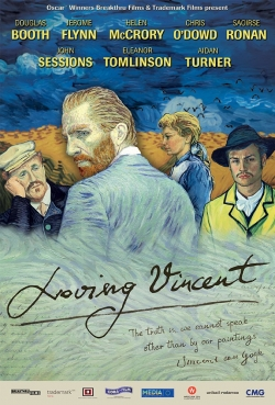 Loving Vincent - wallpapers.