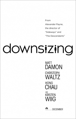 Downsizing - wallpapers.
