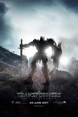 Transformers: The Last Knight pictures.