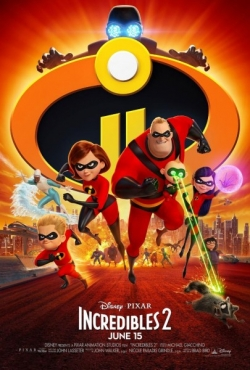 Incredibles 2 - wallpapers.