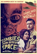 Zombies from Outer Space - wallpapers.