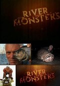River monsters: Giant Alligator Gar - wallpapers.