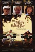 Wrestling Ernest Hemingway pictures.