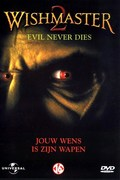 Wishmaster 2: Evil Never Dies - wallpapers.