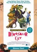 Adventures in Dinosaur City - wallpapers.