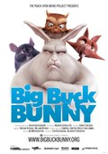 Big Buck Bunny pictures.