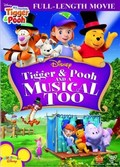 My Friends Tigger and Pooh & Musical Too - wallpapers.