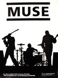 Muse - Live in Teignmouth - wallpapers.