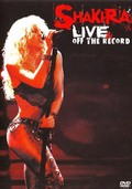 Shakira - Live & off the Records - wallpapers.