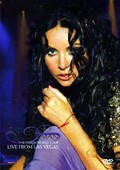 Sarah Brightman - Live From Las Vegas - wallpapers.