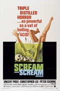 Scream and Scream Again - wallpapers.