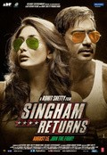 Singham Returns - wallpapers.
