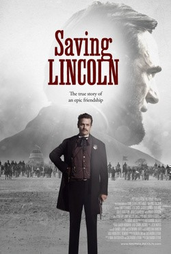 Saving Lincoln pictures.