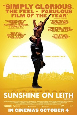 Sunshine on Leith - wallpapers.