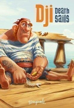 Dji. Death Sails - wallpapers.