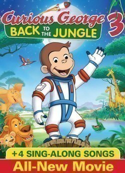 Curious George 3: Back to the Jungle - wallpapers.