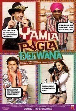 Yamla Pagla Deewana - wallpapers.