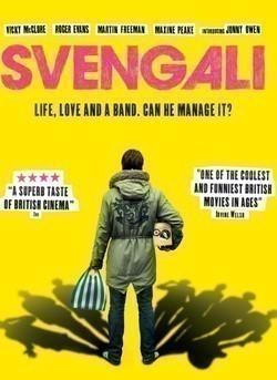 Svengali - wallpapers.