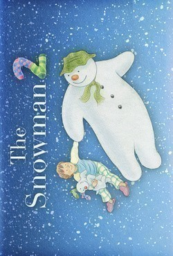 The Snowman and the Snowdog - wallpapers.