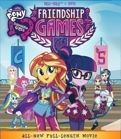 My Little Pony: Equestria Girls - Friendship Games - wallpapers.