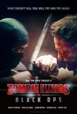 Zombie Ninjas vs Black Ops - wallpapers.