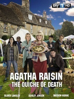 Agatha Raisin: The Quiche of Death - wallpapers.