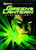 Green Lantern: First Flight - wallpapers.