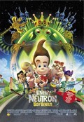 Jimmy Neutron: Boy Genius - wallpapers.
